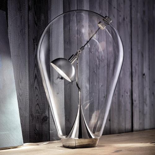 Studio Italia Design Blow LED Tischlampe mundgeblasen