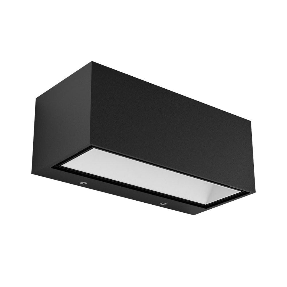 LED Außenwandlampe Gemini IP54 Anthrazit 2