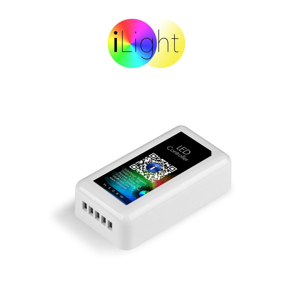 s.LUCE iLight Funk-Controller für LED-Strips RGBW 1