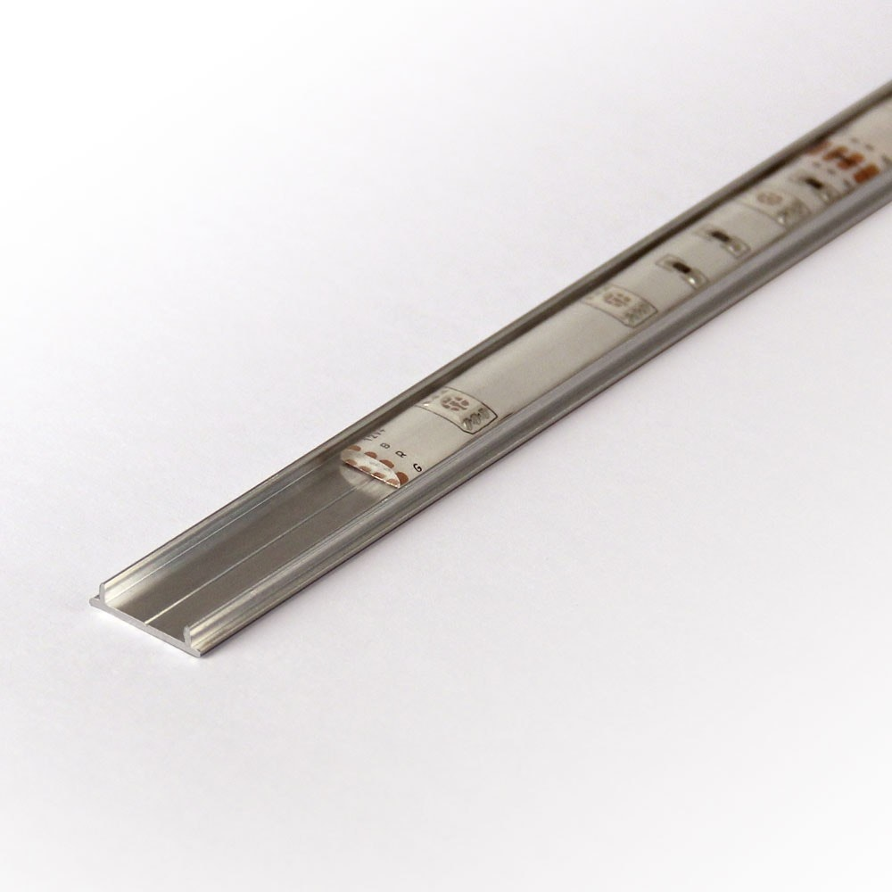 Kühlprofil 200cm Aluminium für LED-Strips 1