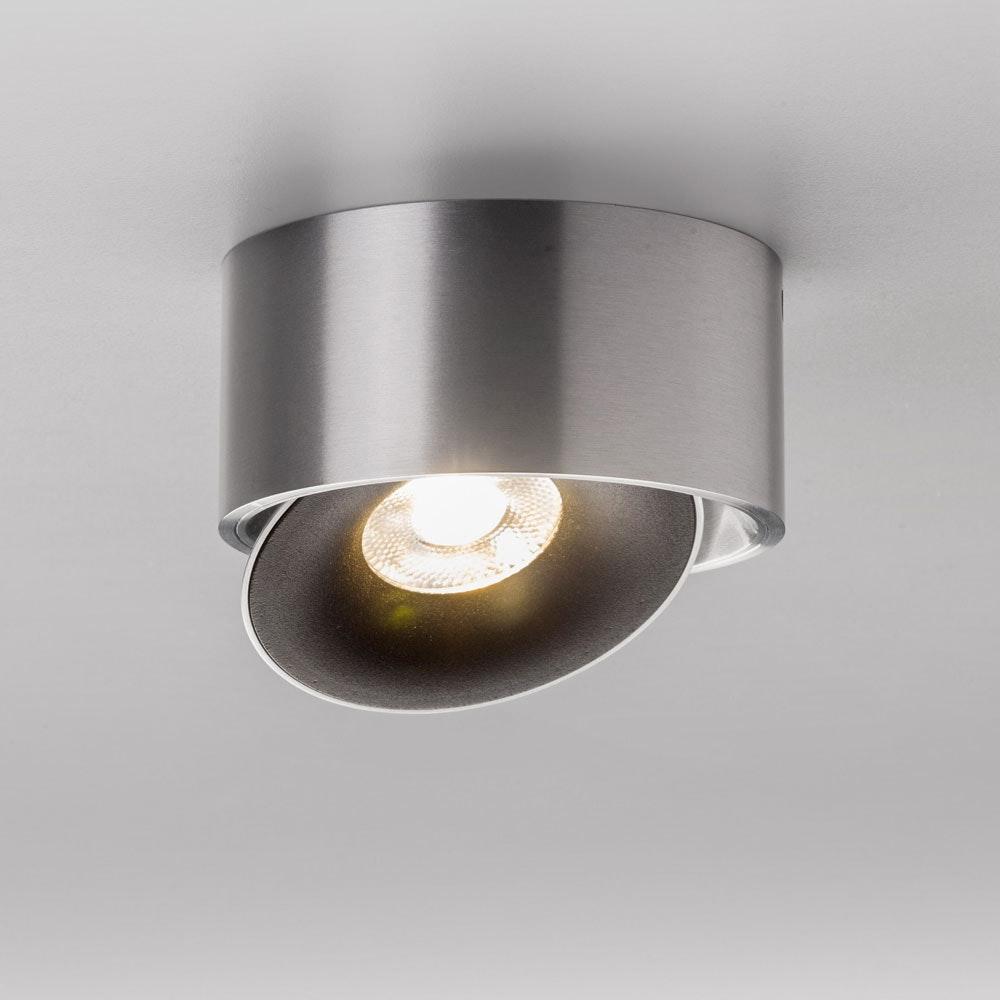 LED Aufbauspot Santa schwenkbar & dimmbar 10