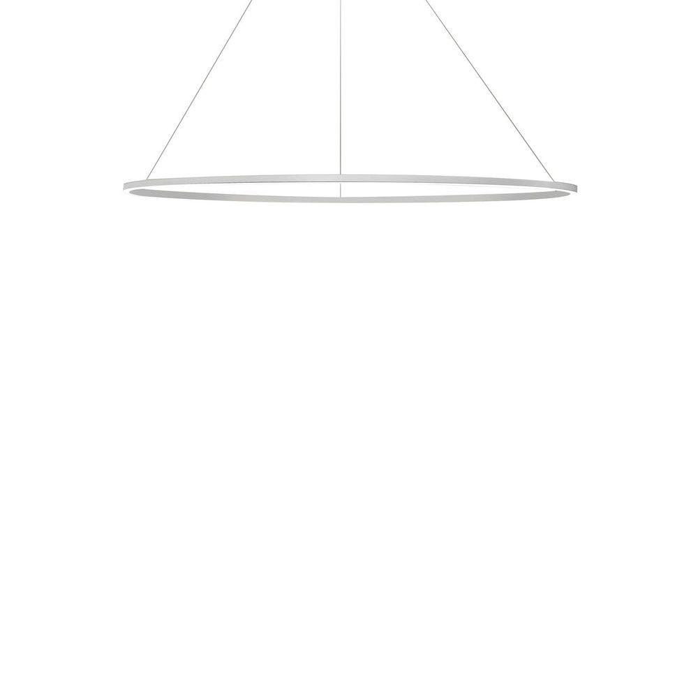 Nemo Ellisse Mega Down LED Hängelampe 186x95cm direkt 1
