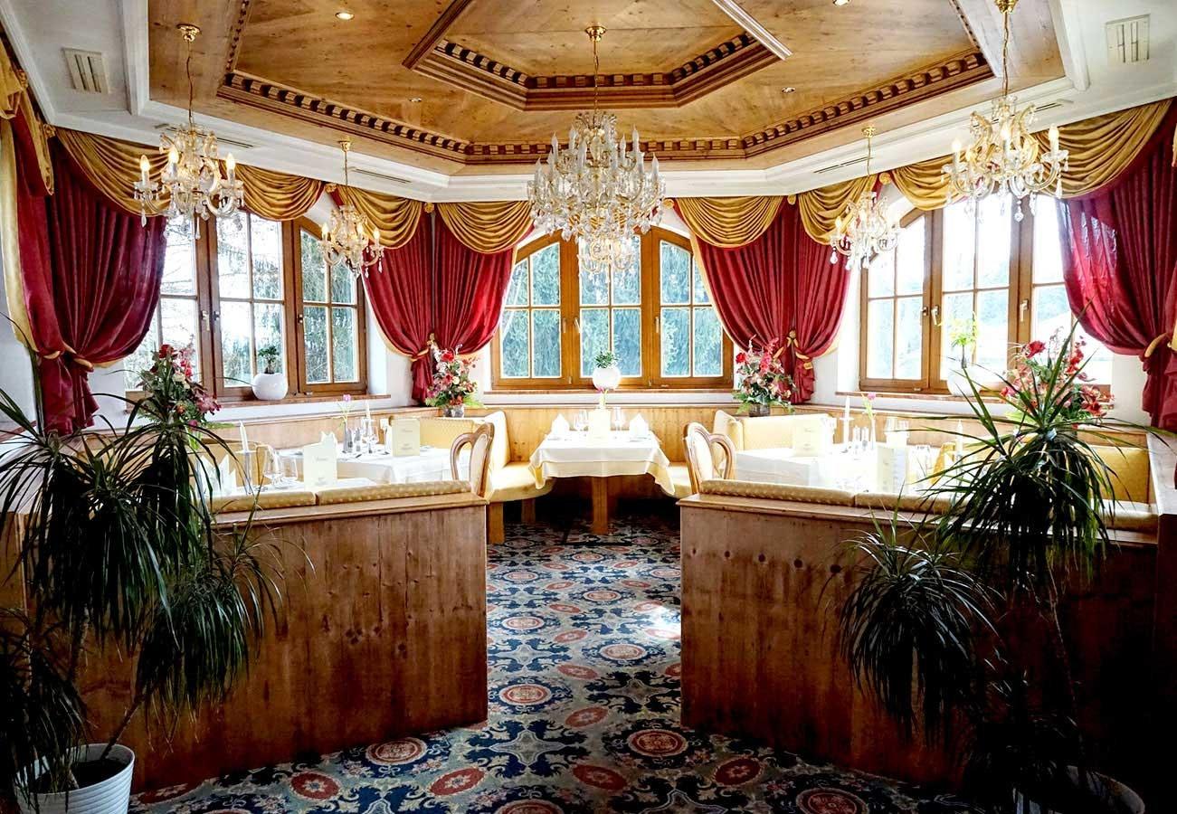 Elegante Schlossbeleuchting Indoor-Kronleuchter