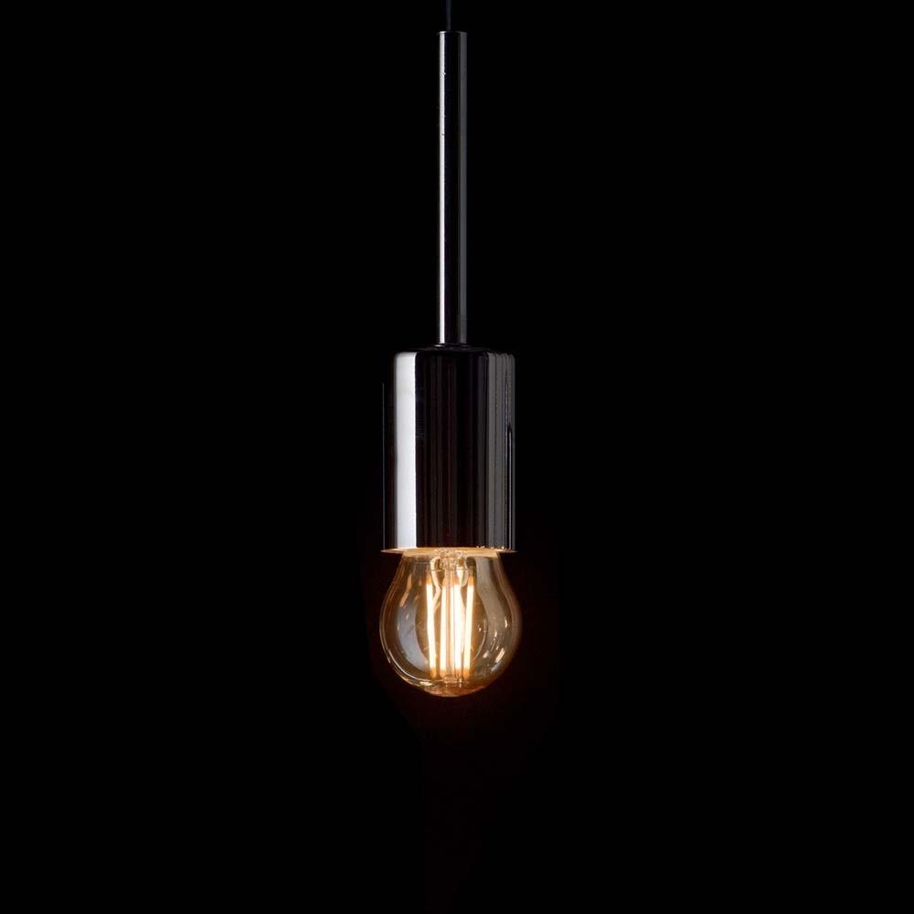 Ideal Lux LED Leuchtmittel Vintage E27 4W Sfera