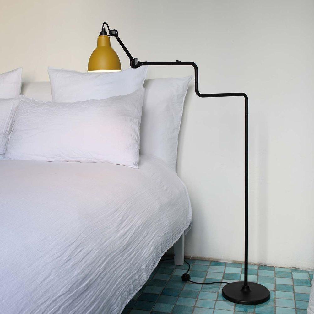 DCW Gras N°411 Stehlampe mit Schirm drehbar 2