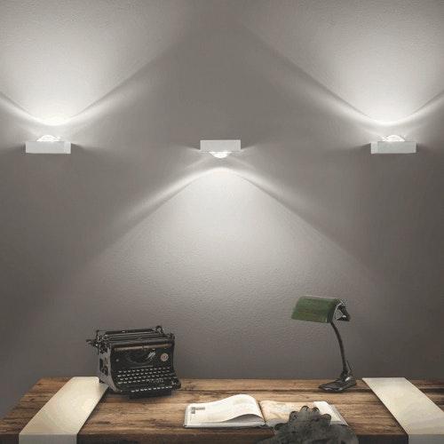 Studio Italia Design Shelf Single LED Wandlampe 1