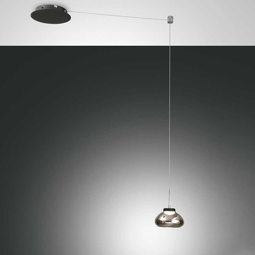 Fabas Luce Arabella LED Pendellampe Glas 2