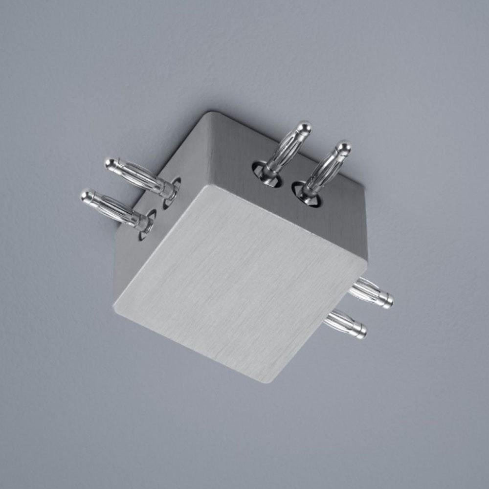 VIGO System T-Verbinder Alu-matt 1