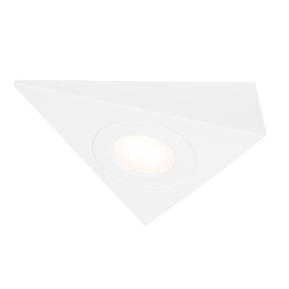 SLV Triangel Einbaugehäuse für 3W Downlight Weiß 2