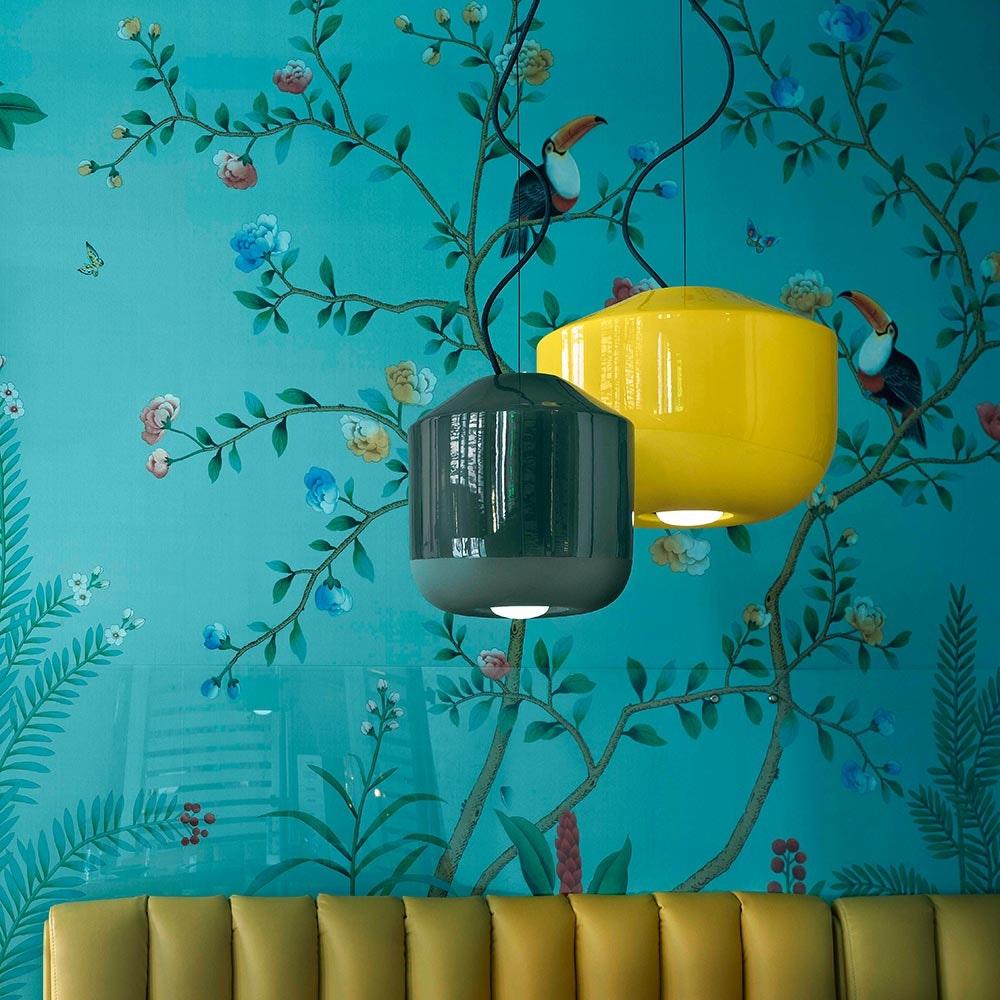Ferroluce Hängeleuchte Bellota Ø 35cm thumbnail 3