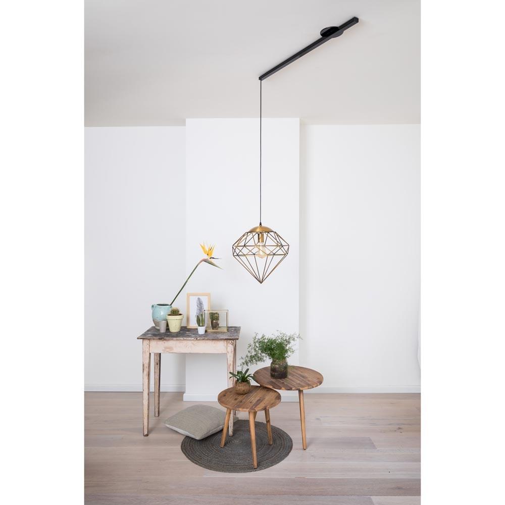 Swing 1 drehbares & verstellbares Aufhängesystem für eine Hängeleuchten 1