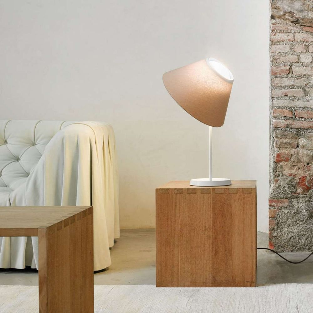 Luceplan Cappuccina LED Tischlampe (Body) Dimmbar 12W 2700K 1