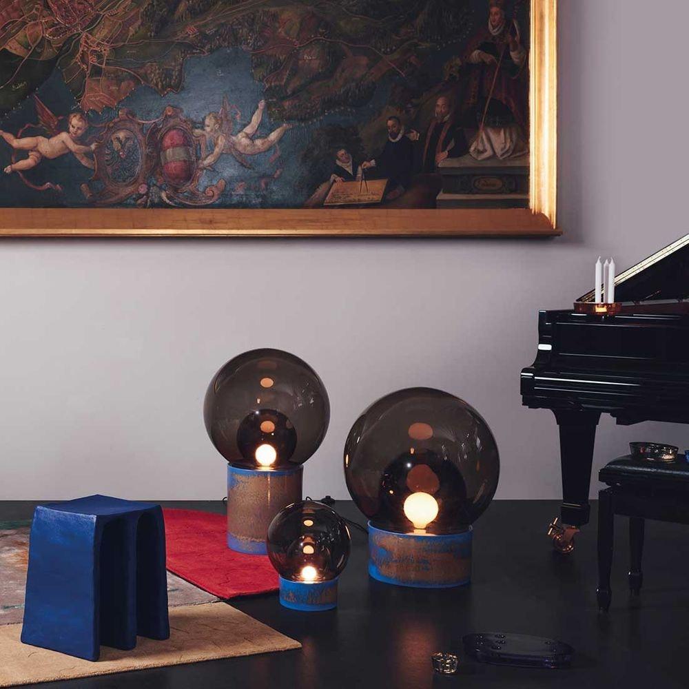 Pulpo LED Tischlampe Boule Medium Ø 58cm 15
