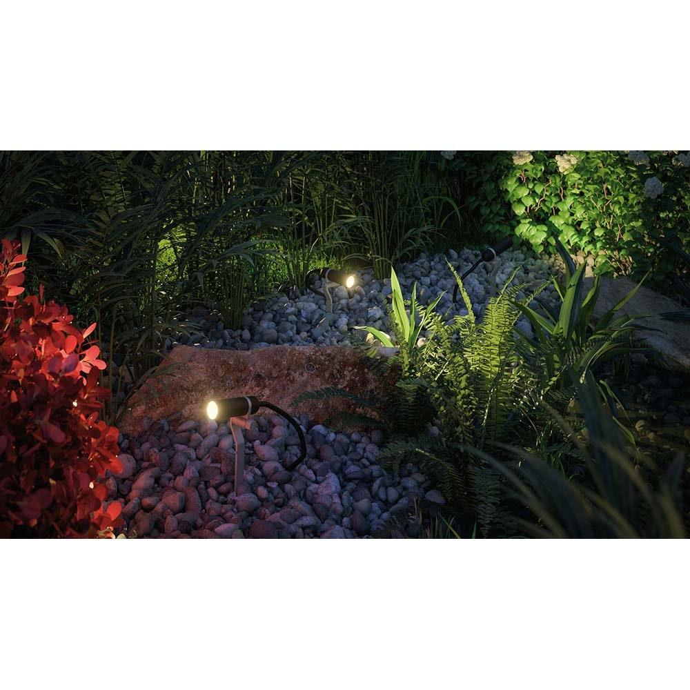 LED Plug & Shine Spot Plantini Erweiterungsset 24V 3000K 3x2, 5W 2