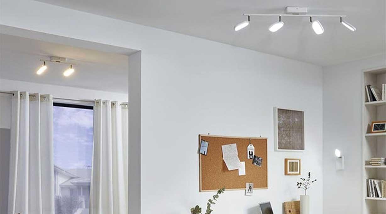 Connect Deckenstrahler Arbeitszimmer