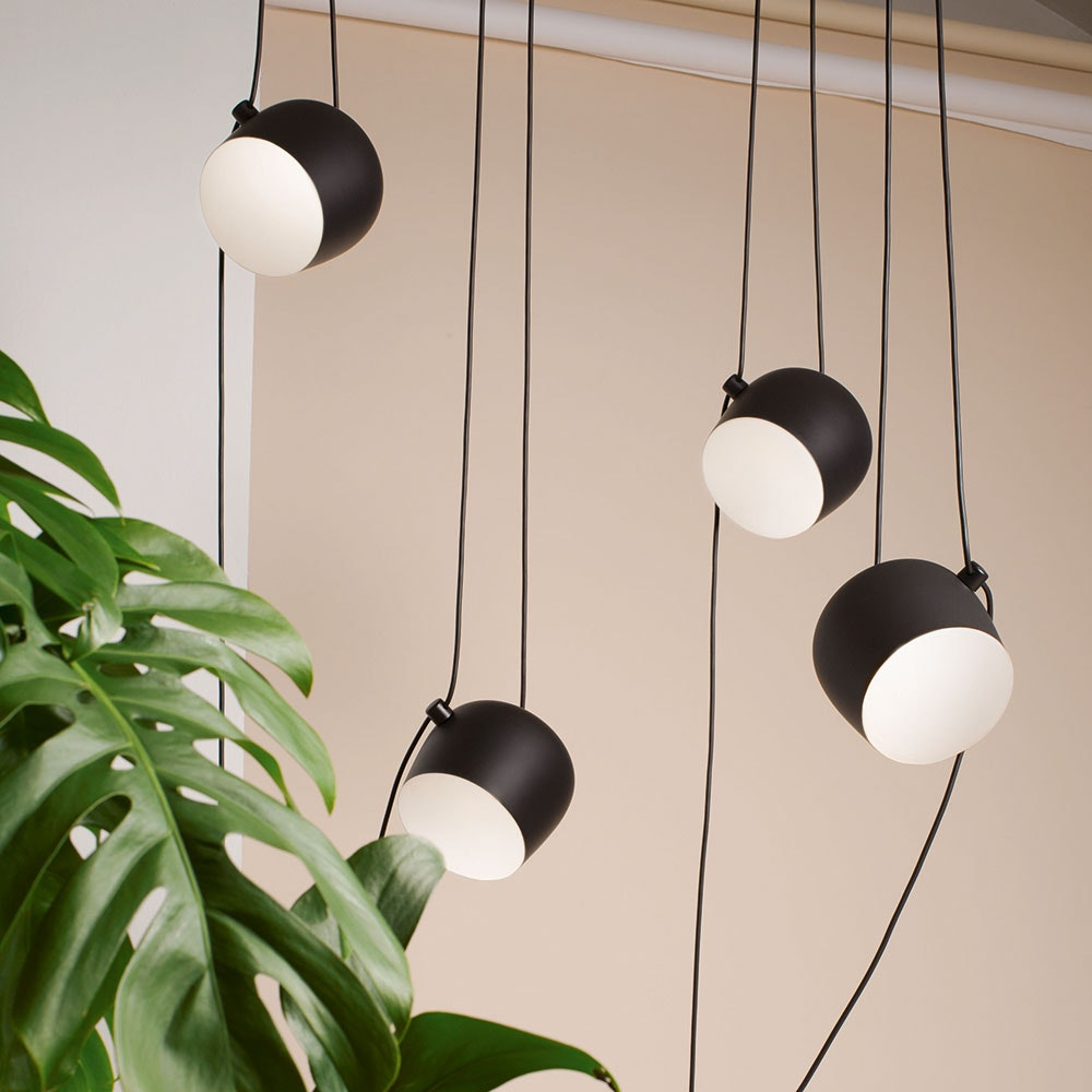 FLOS Aim small mehrfach LED-Pendelleuchte 1