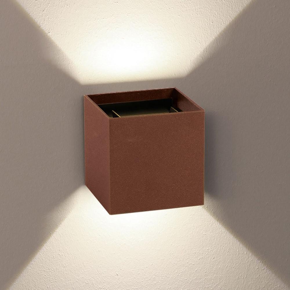 s.LUCE pro Ixa LED Innen- & Außen-Wandleuchte IP44 41