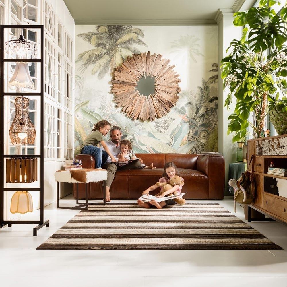 KARE Stehleuchte Parecchi Art House Small 176cm 2