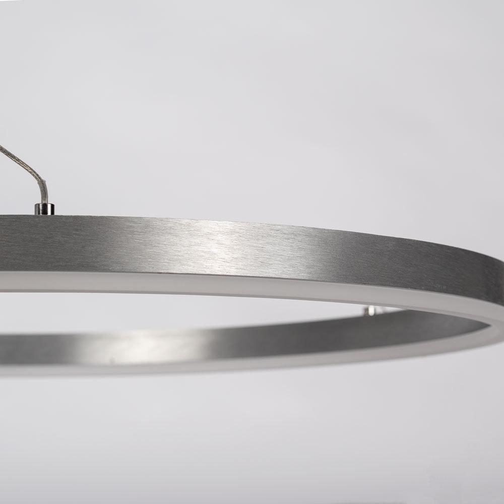 s.LUCE Ring 100 LED Hängelampe 5m Abhängung 19