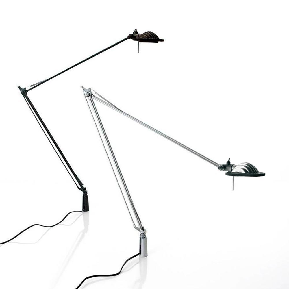 Luceplan LED Schreibtischleuchte Berenice mit Befestigung 1