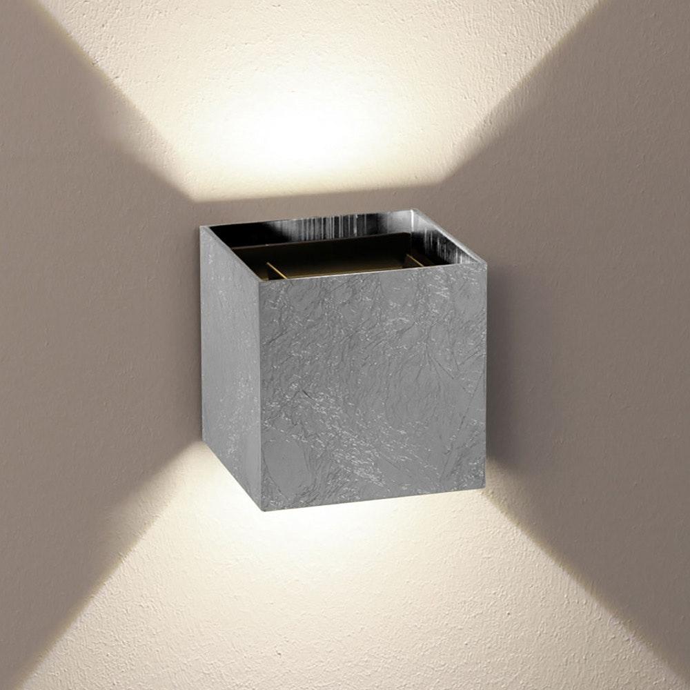 s.LUCE pro Ixa LED Innen- & Außen-Wandleuchte IP44 39