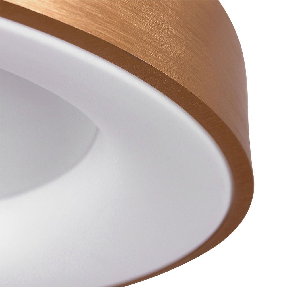 Steinhauer LED-Deckenleuchte Ringlede Ø48cm 7
