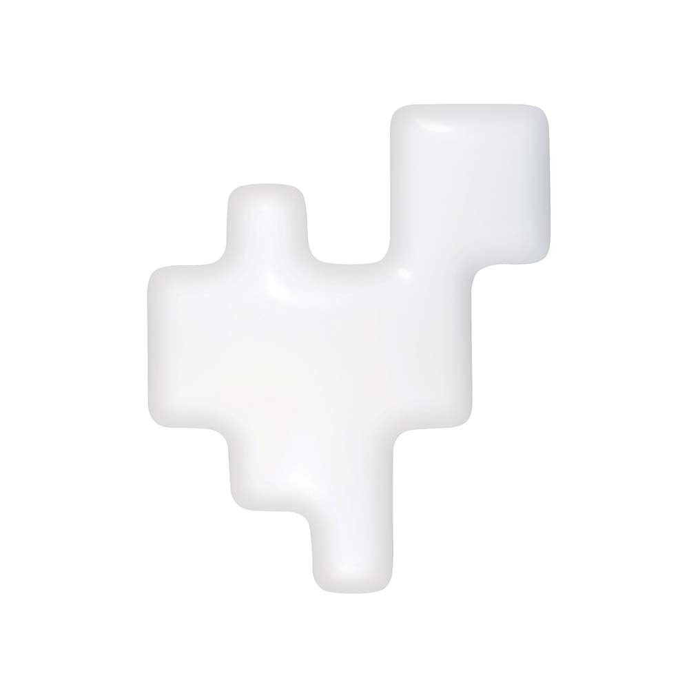 Kundalini Wand- & Deckenlampe Pixel Dimmbar 2