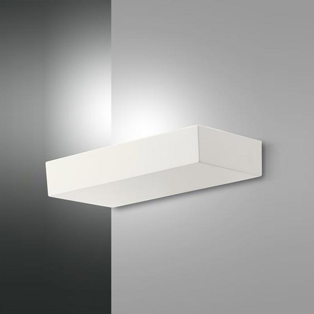 Fabas Luce LED Wandlampe Emma 4300lm Weiß