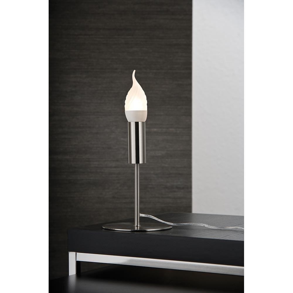 Energiesparlampe Cosylight gedreht 7W E14 Satin Warmweiß 2