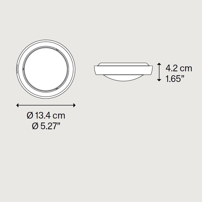 Lodes Nautilus LED Spot-Deckenleuchte 2