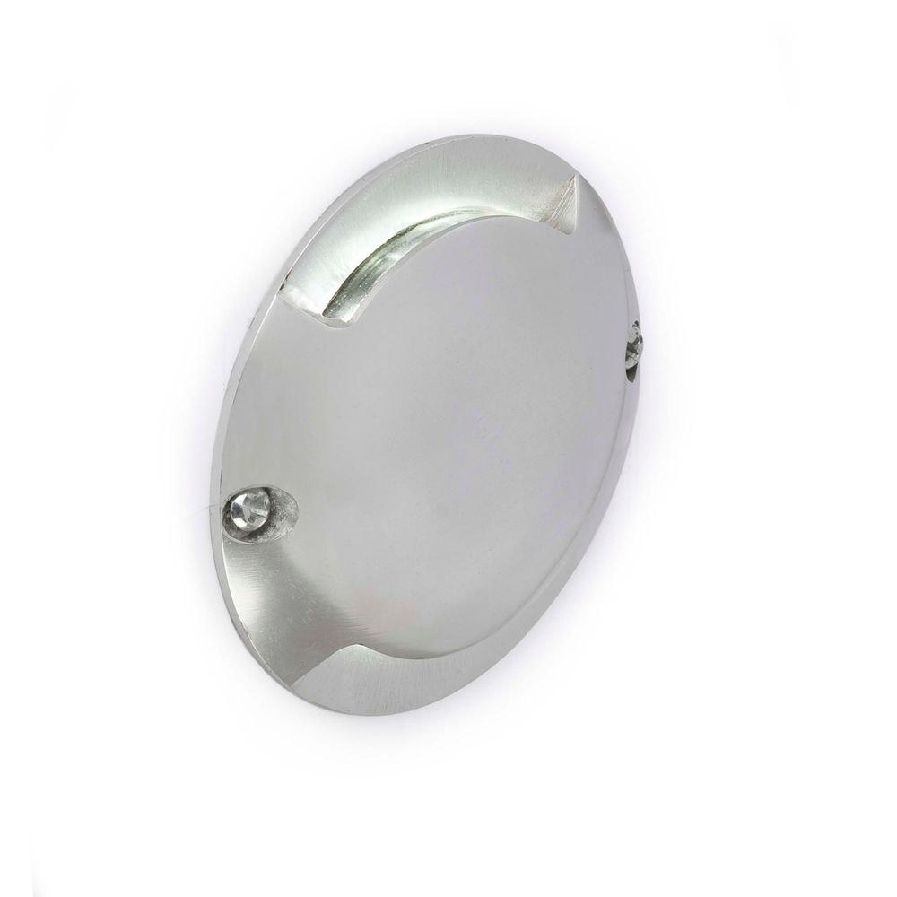 LED Aufbauleuchte KEENAN IP67 Nickel-Matt 2