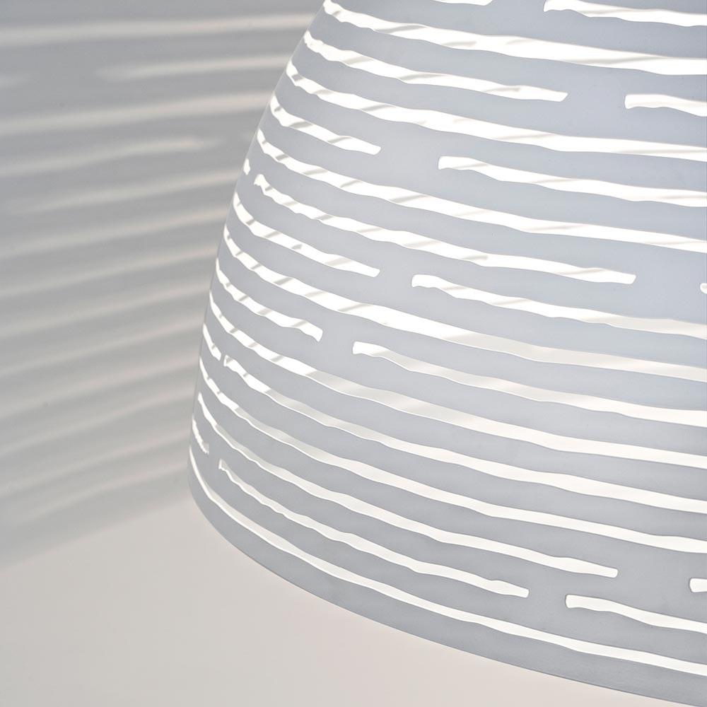 Terzani Magdalena Design-Hängelampe Halbkugel 4