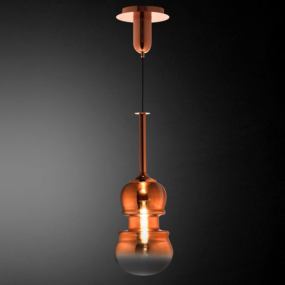 Mantra Sonata Geigen-Pendelleuchte 10