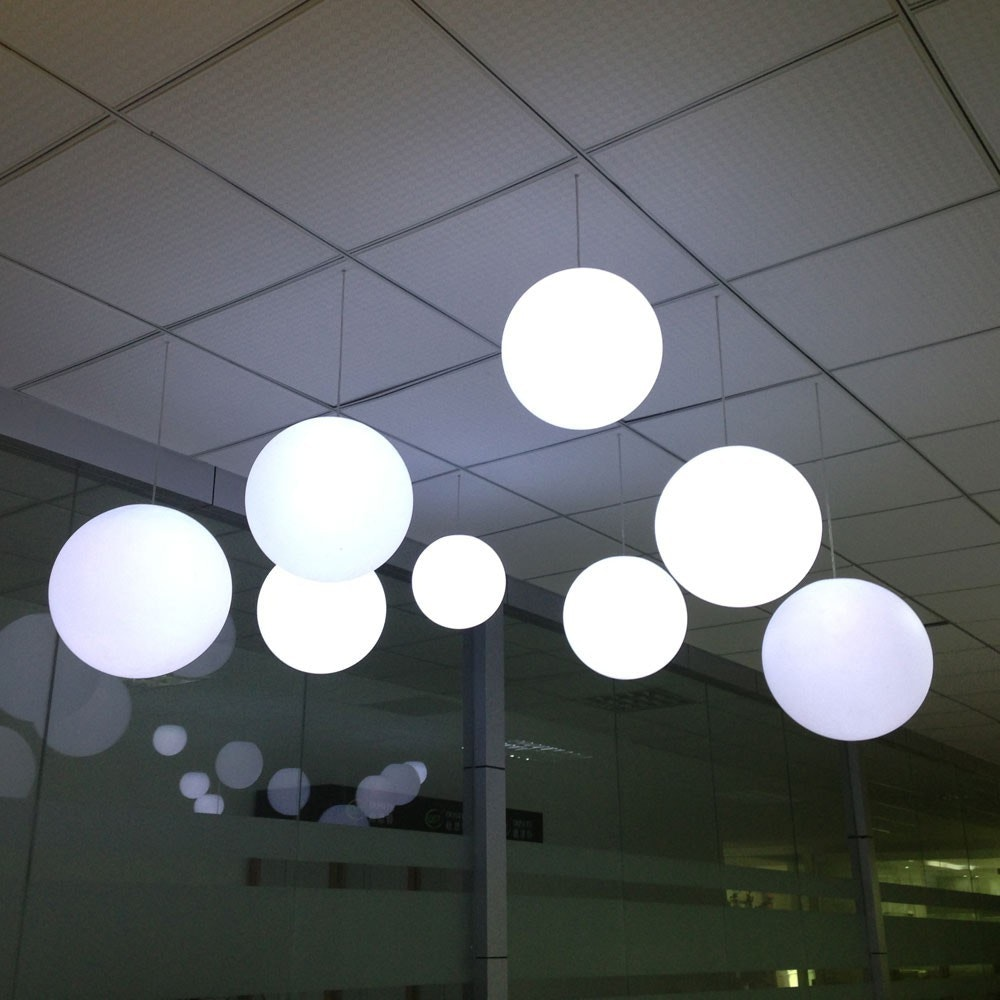 s.LUCE pro Globe+ Hänge-Kugellampe für Innen & Außen IP54 10