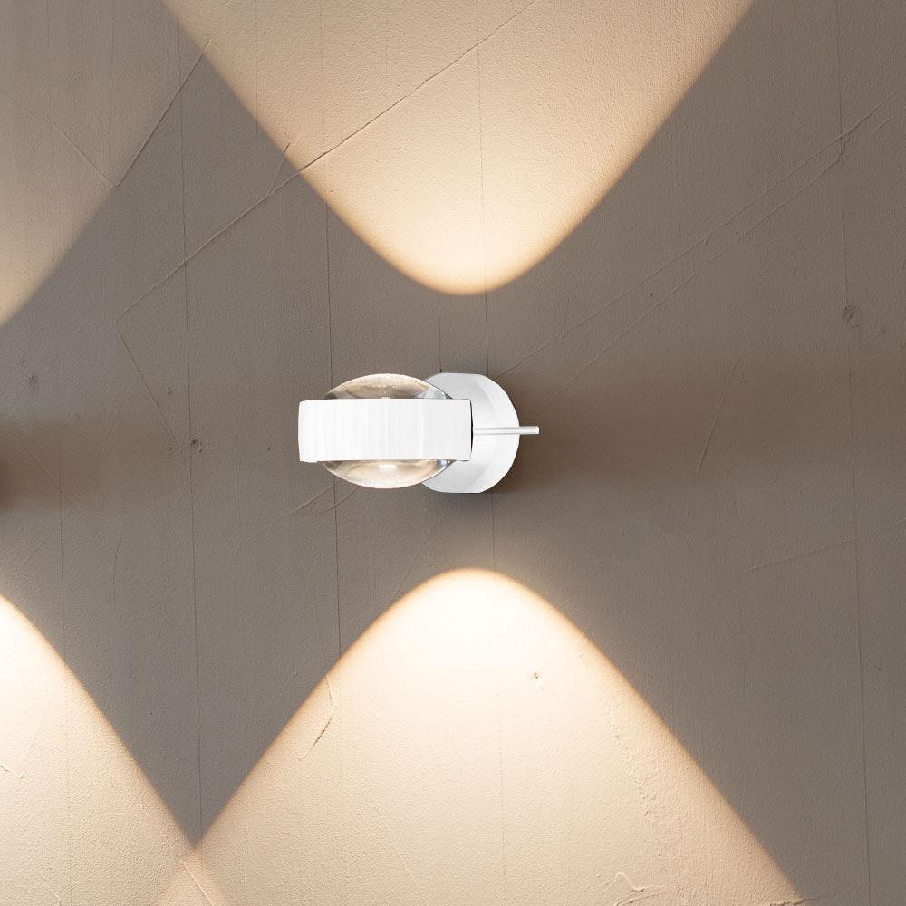 Occhio LED Wandleuchte Sento D Verticale definierte Lichtwirkung 6