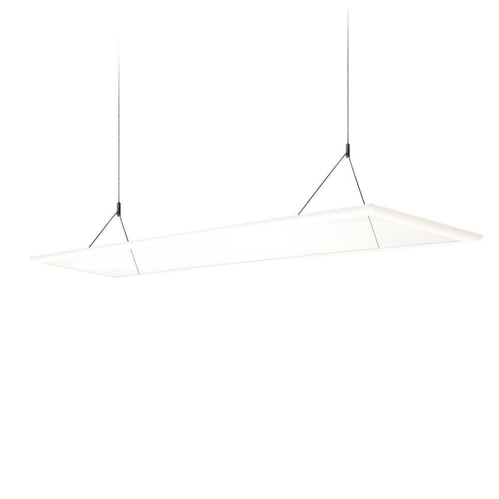 Ice Linear LED Office-Hängeleuchte 120cm 4200lm Neutralweiß