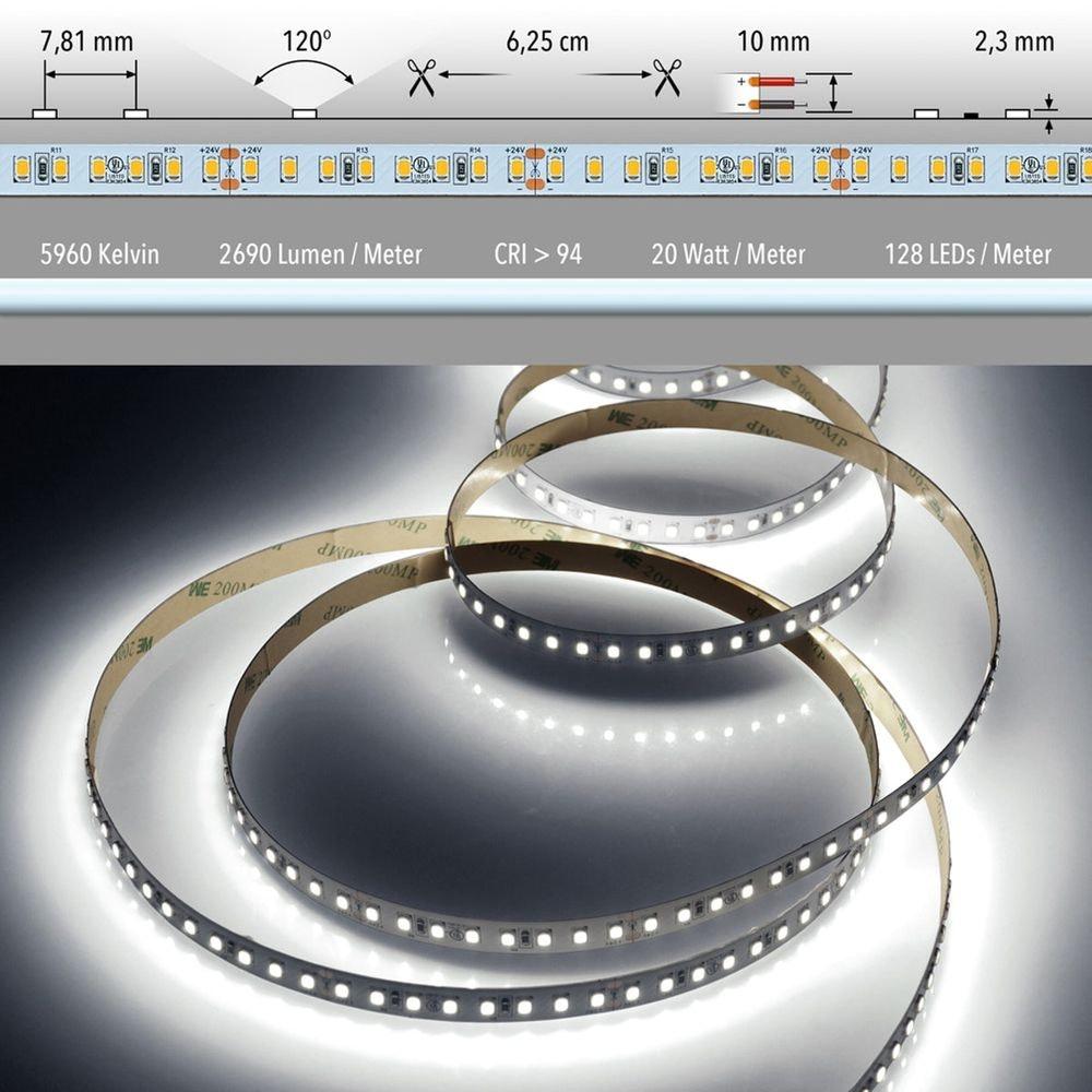 LED Strip Komplettset inkl. Trafo und Steuerung  27