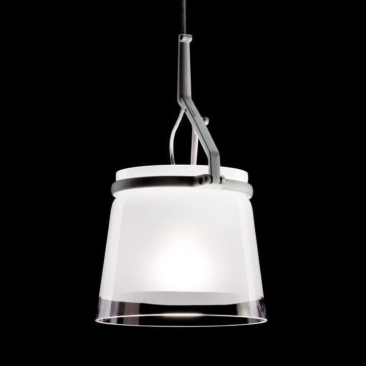 Luceplan Glassglass Hängeleuchte Large Aufhängung 1
