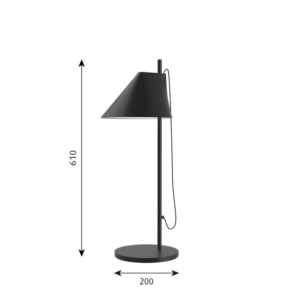 Louis Poulsen LED Tischlampe Yuh 16