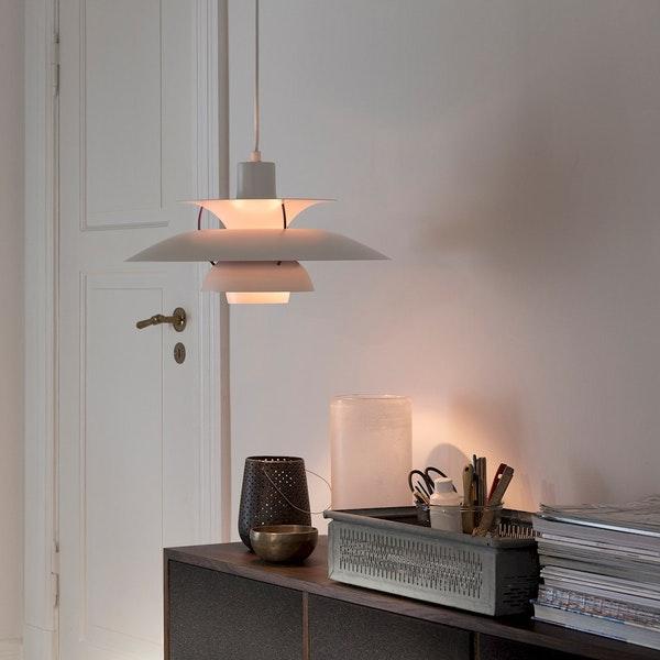 Louis Poulsen Hängeleuchte PH 5 Mini Ø 30cm Designklassiker 7