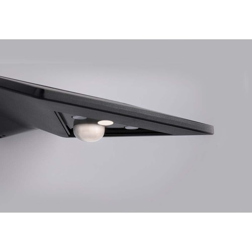 LED Wand-Solarleuchte Yoko mit Sensor IP44 3000K Anthrazit 7