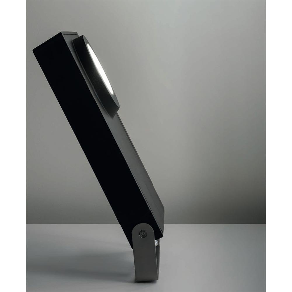 IVELA LED Außen-Scheinwerfer Maxilito Power IP66 9900lm Schwarz thumbnail 4