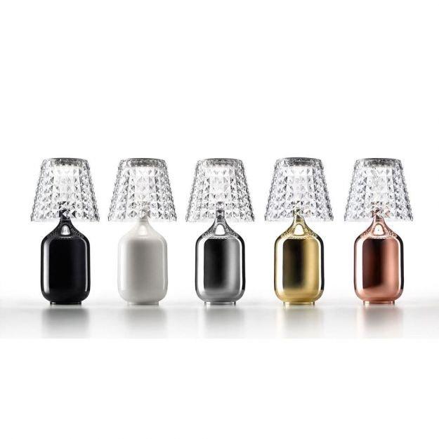 Studio Italia Design Valentina LED Akku-Tischlampe 1