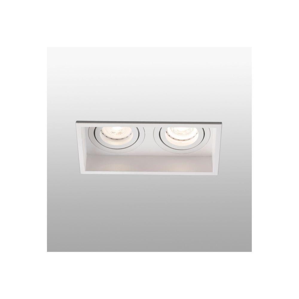Downlight HYDE 2-flammig GU10 Weiß