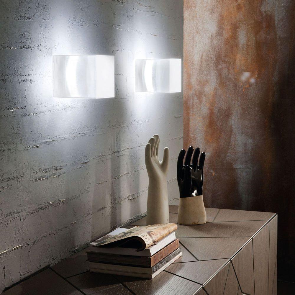 Studio Italia Design Beetle Cube LED Wand- & Deckenleuchte 1