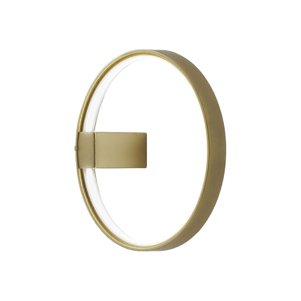 Panzeri Zero Round LED-Wandleuchte Ring 1