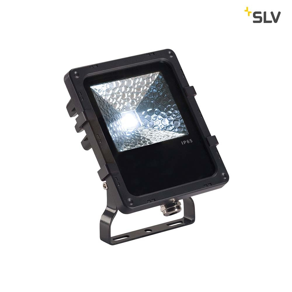 SLV Disos Outdoor Strahler LED 4000K Schwarz 12W 1