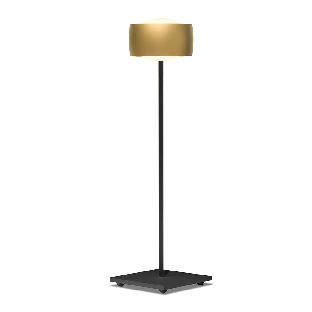 Oligo LED Tischleuchte Grace mit Gestensteuerung Goldfarben