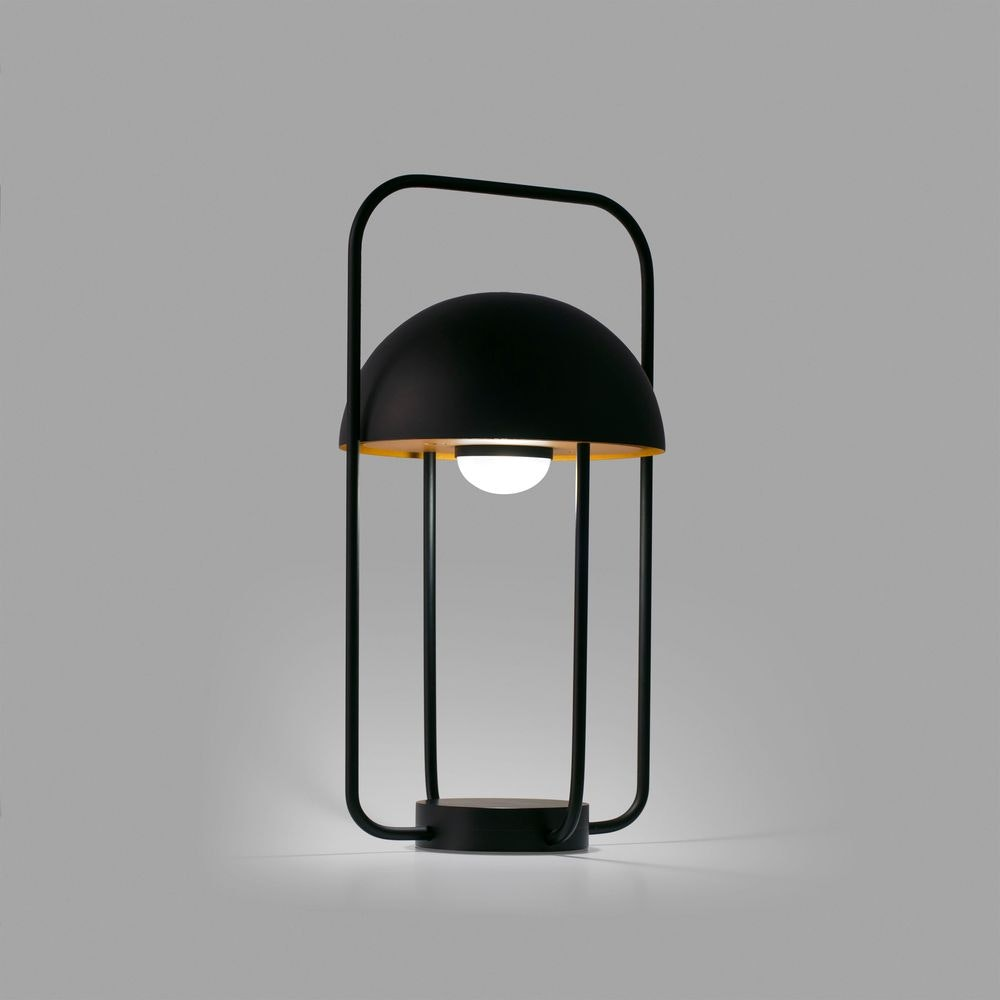 LED Tischleuchte JELLYFISH 3W 2700K IP20 Schwarz 2