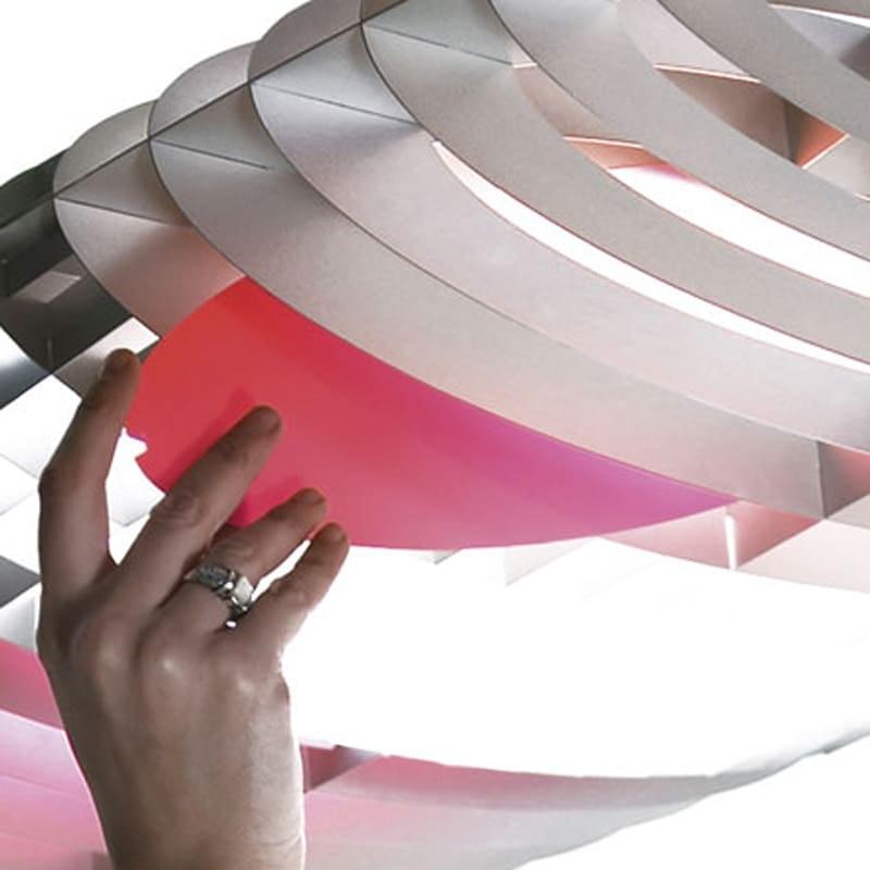 Luceplan Hängeleuchte Titania Queen 140cm thumbnail 6
